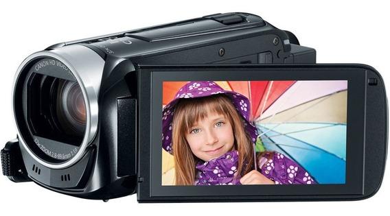 Filmadora Canon Vixia Hf R40 Wi-fi + 2 Baterias Extras!