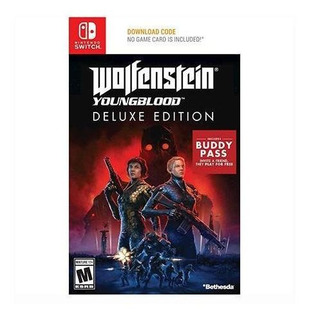 Wolfenstein: Youngblood Deluxe Edition - Switch