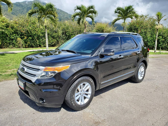 Explorer Limited 4x4 2014