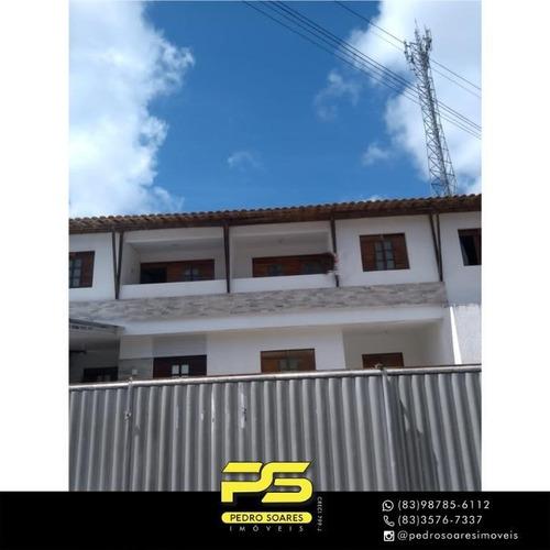 Apartamento Com 2 Dormitórios À Venda, 55 M² Por R$ 120.000,00 - Cuiá - João Pessoa/pb - Ap4469
