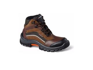 Calzado De Seguridad Funcional Zapato Terra Marron Cuotas