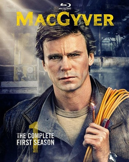Blu-ray Macgyver: Complete First Season
