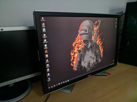 Monitor Dell Ultrasharp 2407wfp 24 Pol Ips 4 Usb