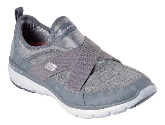 Zapatillas Skechers Flex Appeal 3.0 Finest Hour Mujer