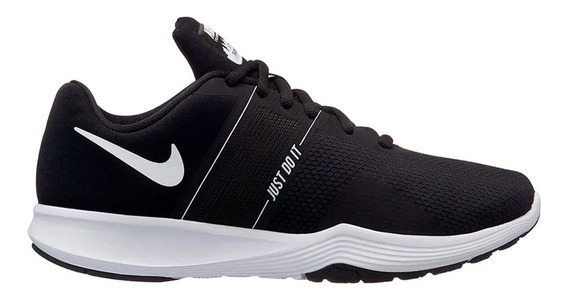 Tenis Nike City Trainer 2 Negro/blanco Aa7775 001