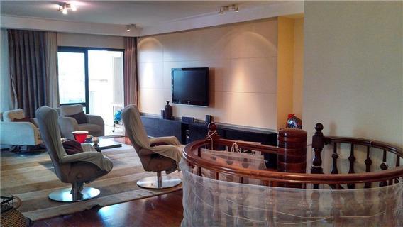Cobertura Com 4 Dormitórios À Venda, 403 M² Por R$ 2.150.000,00 - Anália Franco - São Paulo/sp - Co0235