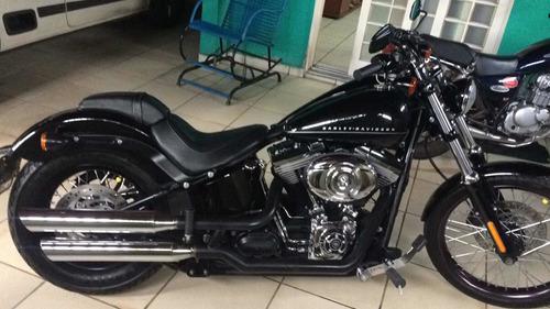 Harley Davidson Softail Blackline Fx