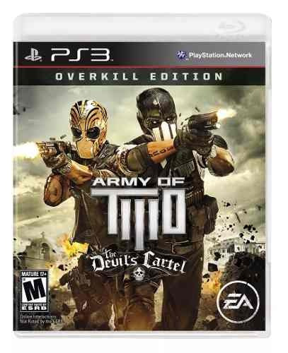 Jogo Tipo Army Of Two The Devil