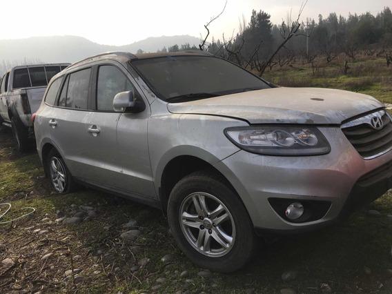Hyundai Santa Fe Desarme 2.4 At 4x2