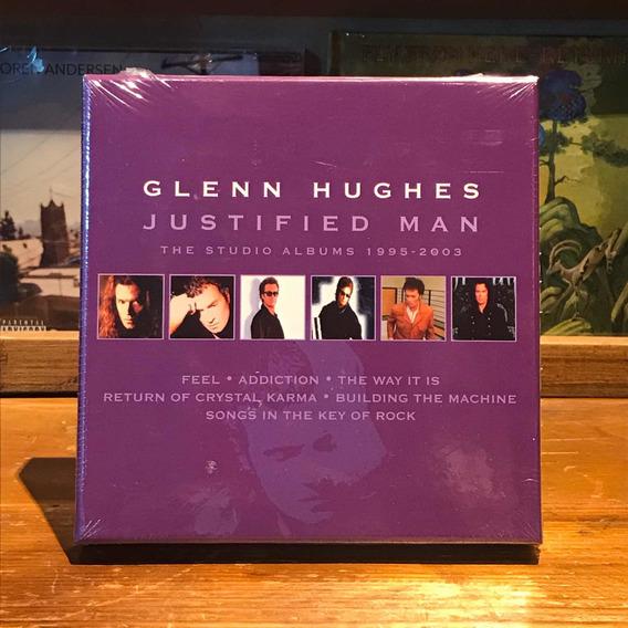Glenn Hughes Justified Man: Studio Albums 1995-2003