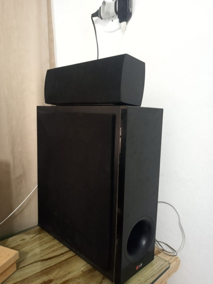 Subwoofer LG 167rms