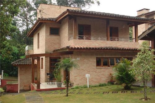 Casa Residencial À Venda, Villagio Toscano, Granja Viana - Ca8153