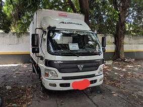 Caminhão Bau 3/4 Fotom 6.50