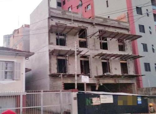 Imagem 1 de 2 de Cobertura Com 2 Dormitórios À Venda, 94 M² Por R$ 329.000,00 - Vila Alzira - Santo André/sp - Co0913