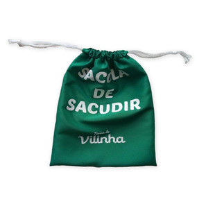 50 Saquinhos Tactel Personalizado Com Sua Logo 20x25cm