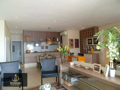 Imagem 1 de 29 de Apartamento Com 2 Dormitórios À Venda, 77 M² Por R$ 505.000 - Centro - Itanhaém/sp - Ap0003