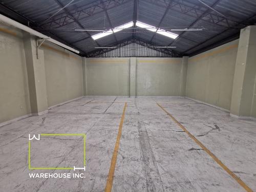 Imagen 1 de 16 de Se Renta Bodega Industrial  En Naucalpan