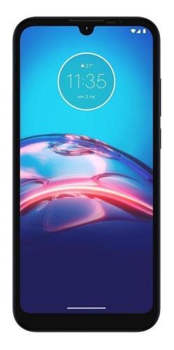 Celular Smartphone Motorola Moto E6s Xt2053 32gb Azul - Dual Chip