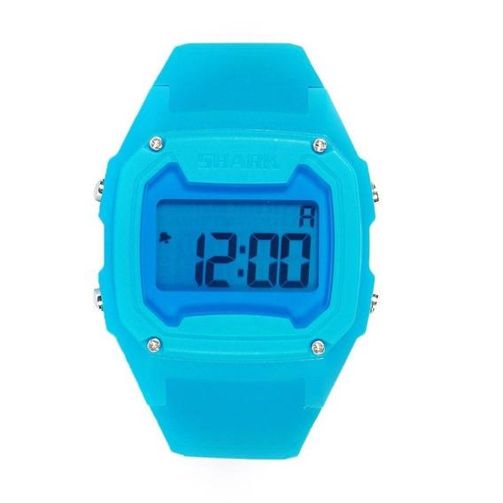Relógio Killer Shark Silicone Freestyle Azul H2o Importado
