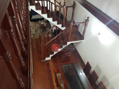 Sobrado Residencial À Venda, Tatuapé, São Paulo - So6300. - So6300