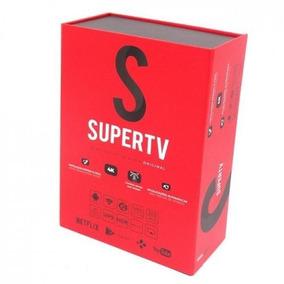 Supertv Red Edition 4k/ 2gb/ 16gb/ Wifi/ Bt/ Fol