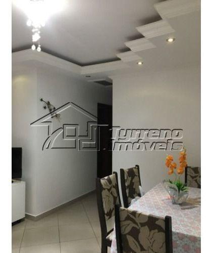 Apartamento Com 3 Dormitórios, Sendo 1 Suíte Na Zona Leste De São José Dos Campos