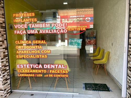 Imagem 1 de 5 de  Consultório Odontológico A Venda