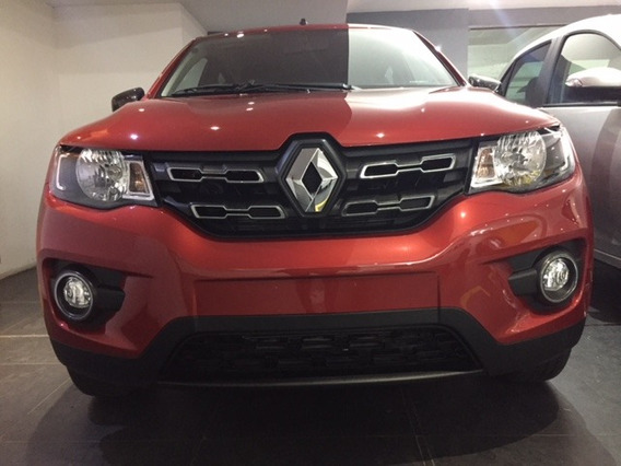 Renault Kwid 1.0 66cv Intense Oferta Contado S/gto No Up Hc.