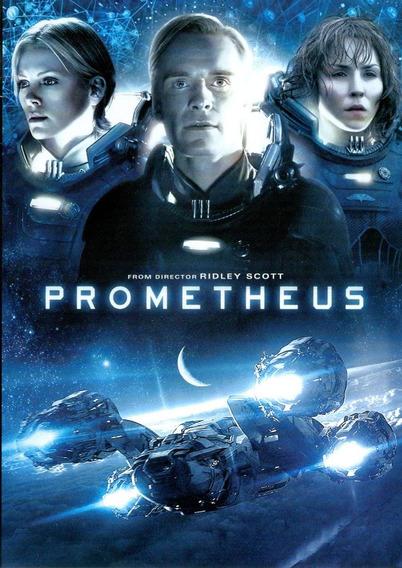 Prometheus Em Hd - Midia Digital