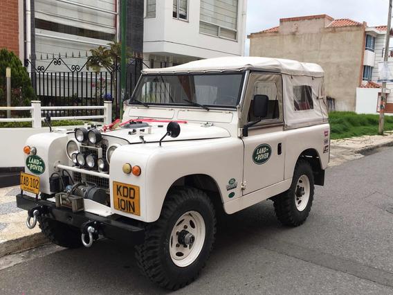 Land Rover Santana Land Rover Santana