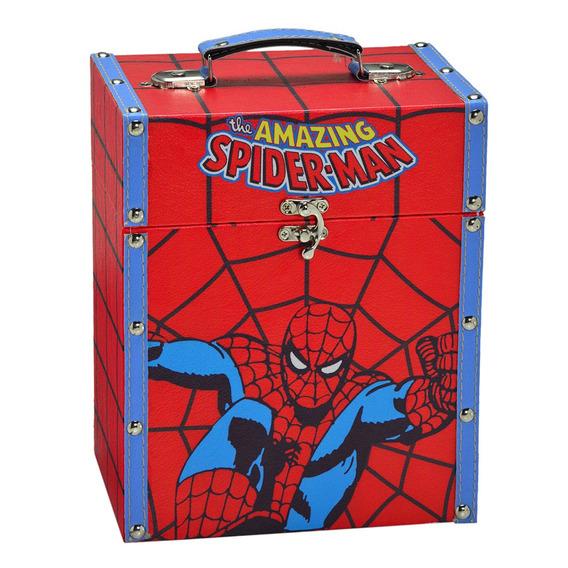 Porta Treco Decorativo - 26 Cm - Disney - Marvel - The Amazi