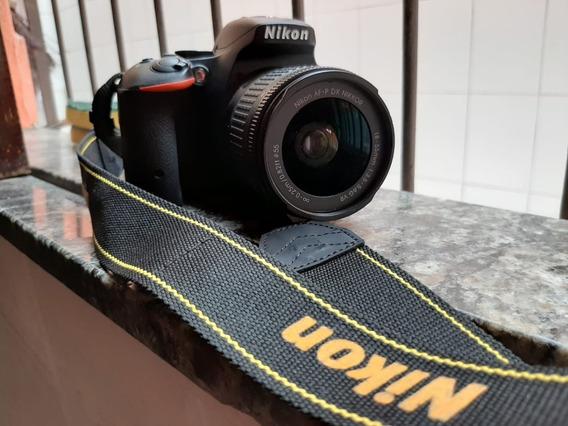 Camera Nikon D5500 Af-p Dx Nikkor 18-55mm F/3.5-5.6g Vr