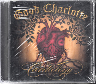 Good Charlotte Cd Original Usado J6