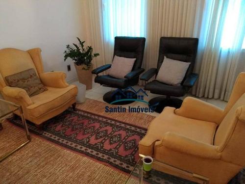 Sala, 30 M² - Venda Por R$ 210.000,00 Ou Aluguel Por R$ 1.200,00/mês - Jardim Bela Vista - Santo André/sp - Sa0011