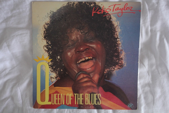 Lp - Koko Taylor - Queen Of The Blues