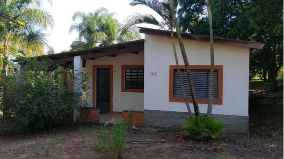 Chácara Com Casa Simples 90m2 Escriturado Portal De Pirapora