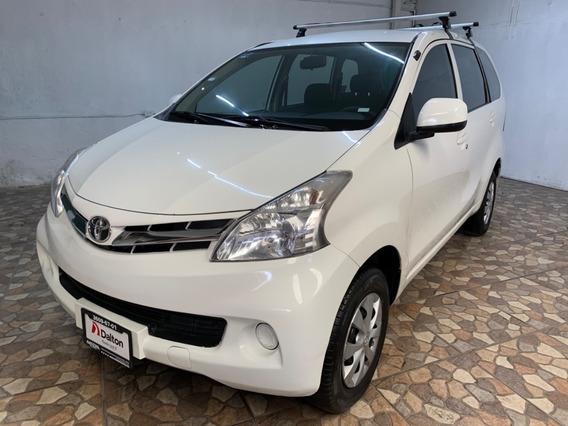 Toyota Avanza Premium Automática Extremadamente New Preciosa