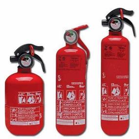 Extintor Abc Veicular 1 Kg