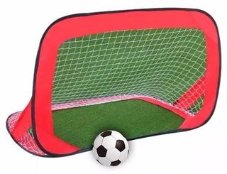 Arco De Futbol Autoarmable Plegable Grande Faydi Titanweb