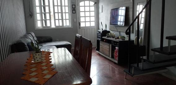 Sobrado Com 2 Dormitórios À Venda, 84 M² Por R$ 378.000 - Jardim Lauro Gomes - São Bernardo Do Campo/sp - So19950