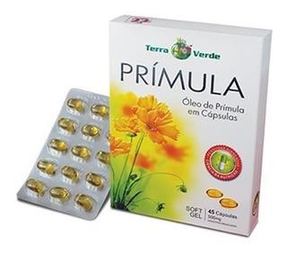 Oleo De Primula 500mg 45 Caps