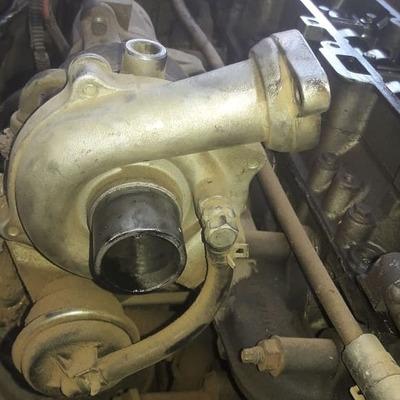 Diagnóstico Vehículo Turbo