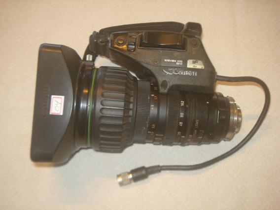 Canon Yj18x9br Krs-a Sx12 If18x Funcionando, Sem Fungo (4)