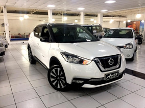 Nissan Kicks 1.6 Sv Limited Flex Xtronic Automático 2017