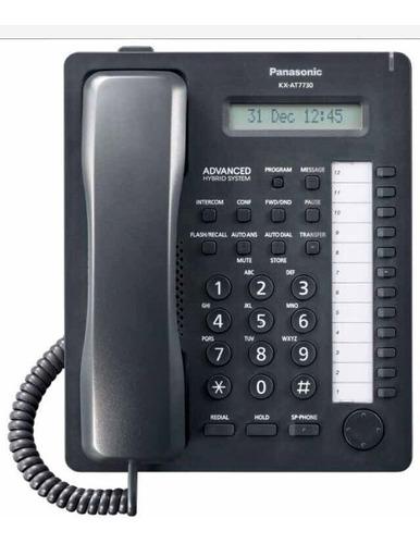 Teléfono Panasonic Operador Kx-at7730 Paracentral Telefónica