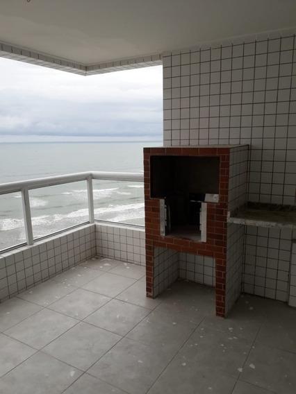 Apartamento Frente Para O Mar 2 Dormitórios 2 Suítes