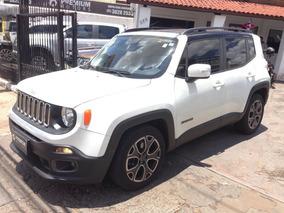 Jeep Renegade Longitude 2016 Branca Flex