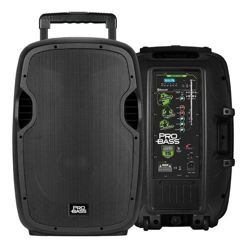 Bafle Potenciado 15 Bluetooth Probass Underground
