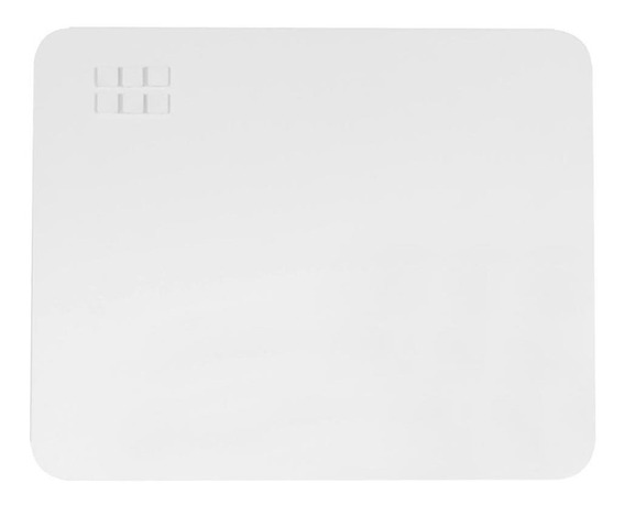 Attract Memory-board 40 Cm X 50 Cm Branco Brilhante