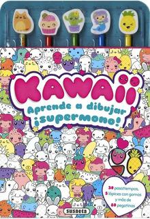 Libro Como Dibujar Kawaii 365bocetos En Mercado Libre Argentina